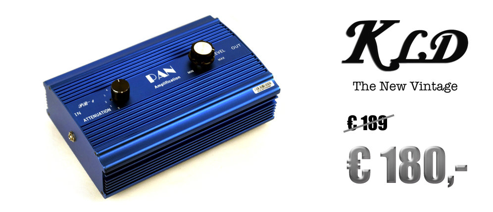 KLD BP1 attenuator- 100W power soak